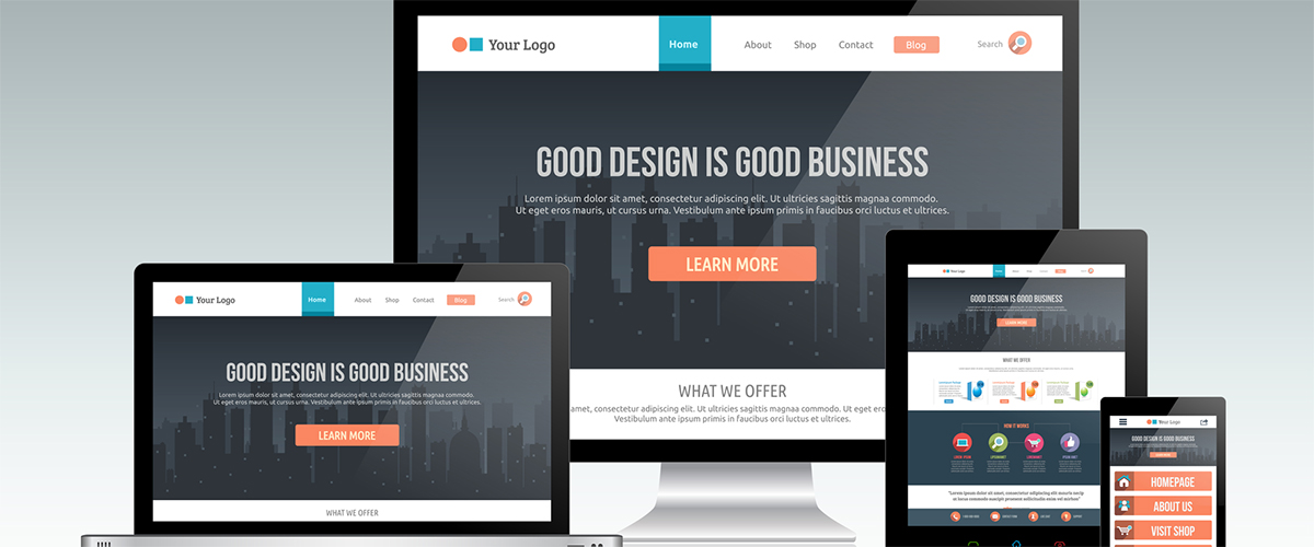 responsive website design in nairobi