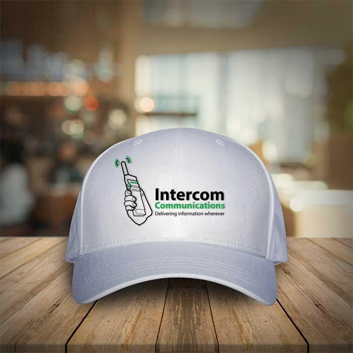 Intercomm cap design